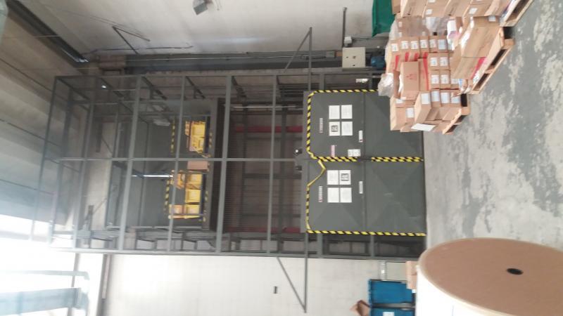 Elevador de carga preço