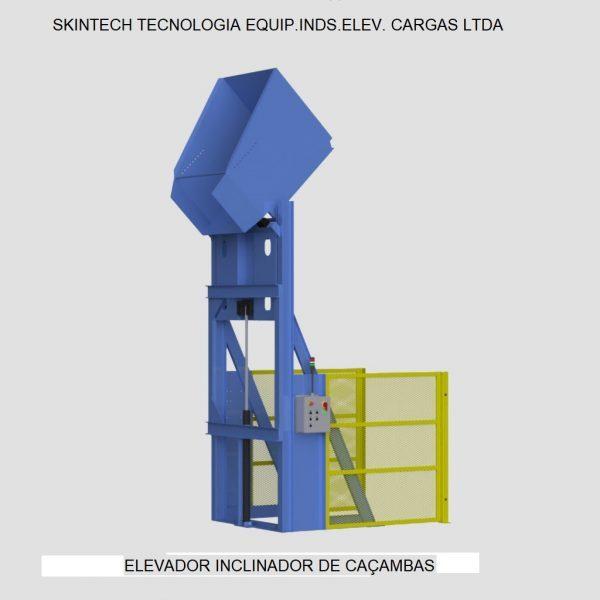 ENTORNADOR DE CAÇAMBA